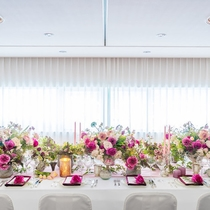 【Wedding】プライベートルーム