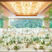 【Wedding】メインバンケット