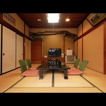 ◆ゆったり和室[踏込+次の間+板縁+トイレ]3~5名様
