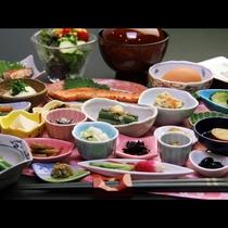 ◆朝食も多品のおもてなし