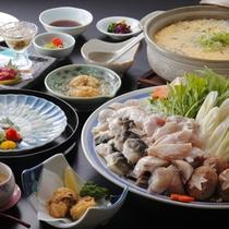 ■ふぐ楽膳