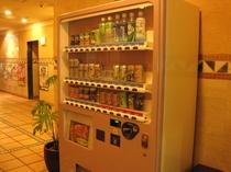 飲料自動販売機