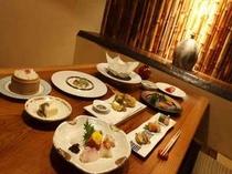 「倉」特別プランメニュー 日本料理