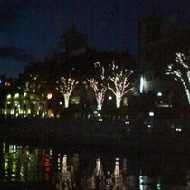 ◆水際公園(夜)◆