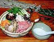 ヘルシーきのこ盛り沢山の信州鍋
