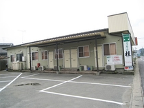 マイルーム桂 駐車場