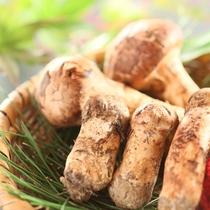 ■別注:秋には地元の松茸もご提供