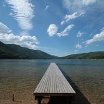 ■【夏】木崎湖