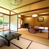 ■【高瀬】数寄屋造りのお部屋