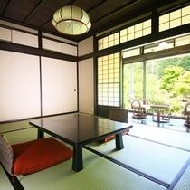 ■【有明】静かで落ち着いた和室