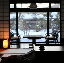 ■【八方】冬のお部屋