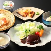 ■小学生用のお食事(一例)