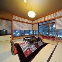 ■【立山】冬のお部屋