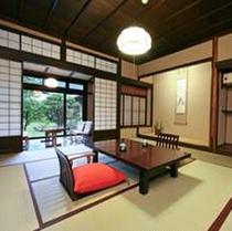 ■【八方】静かで落ち着いた和室