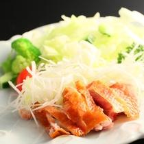 ■河昌オリジナル鶏肉のロースト~納豆風味~(一例)