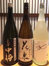福島県のこだわりの銘酒を多数ご用意!!