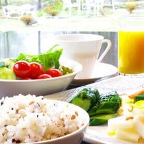 *健康朝食