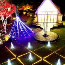 *クリスマスイルミネーション(ガーデン)