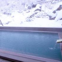 からまつの湯(冬)