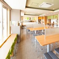 【Lohasラウンジ】朝食コーナー