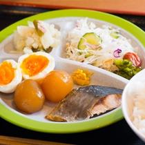 無料健康朝食♪