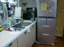 大型冷凍冷蔵庫