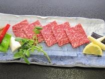 松阪牛陶板焼き