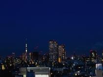 四ツ谷側夜景
