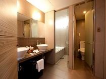スタジオクラブツイン バスルーム一例