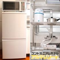 客室設備キッチン