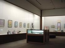 熊野町の筆の里工房 館内イメージ