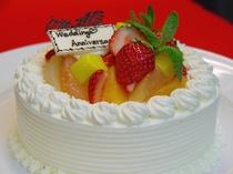 メモリアルケーキ