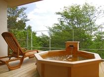 【207織姫】檜の展望露天風呂