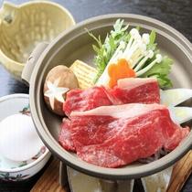 【鍋物】牛すき焼き ~春・夏~