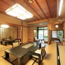 ■貴賓室/とびきり贅沢な空間で、くつろぎのひと時をお過ごしください。