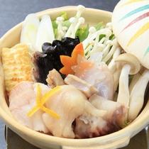【鍋物】あんこう鍋 ~秋・冬~