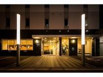 スーパーホテル函館・エントランス
