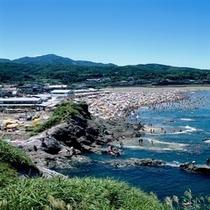 海水浴【スーパーホテル新井・新潟】