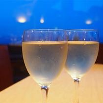 *■小田原産みかんワインもご用意しております(グラス550円)