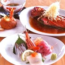 *■夕食 定番人気料理集合