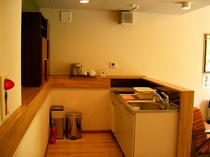 メゾネットコテージ キッチン