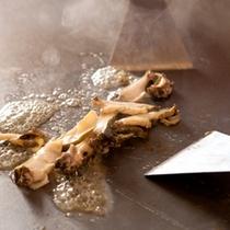 [鉄板焼きコース]宝石のような味が口いっぱいに広がります。