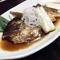 【夕食】桜鯛