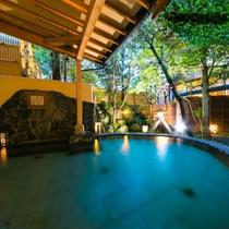 ◆季節を感じる露天風呂◆