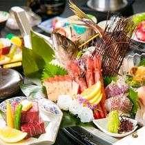 最高の海の幸が集まる加賀山代温泉だからこそ味わってほしい逸品!