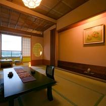 ◆12.5畳和室◆-ご家族・恋人など大切な方とゆっくりと旅の疲れを癒してください-