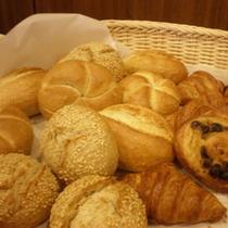 ☆朝食バイキング 焼きたてパン
