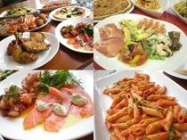●レストラン☆イタリアンディナー(イメージ)