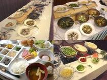 50品目以上☆朝食バイキング