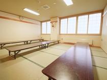 【研修室】和食会席・会議・ご宴会などにご利用ください